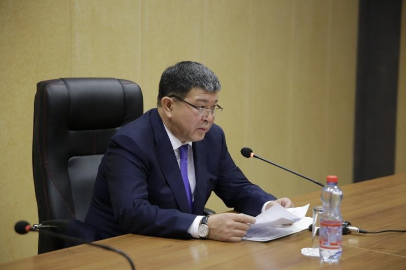 Атырау облысы әкімінің қабылдауына 41 тұрғын келді