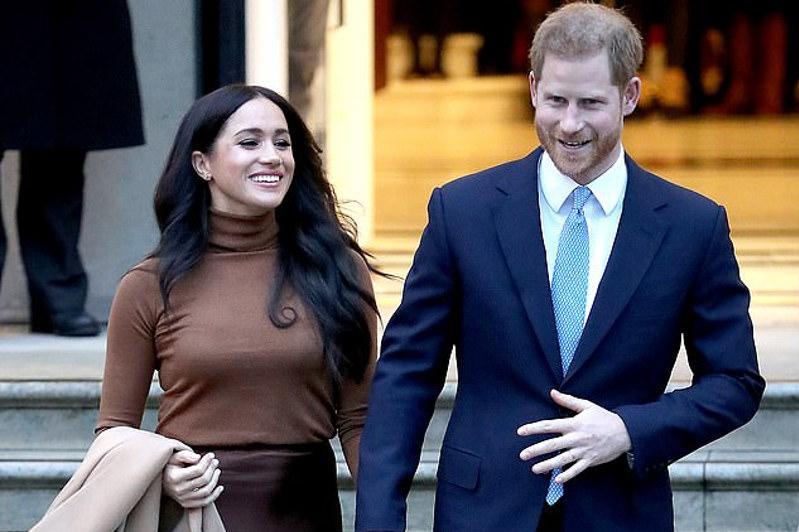 Когда Гарри и Меган официально завершат королевские обязанности