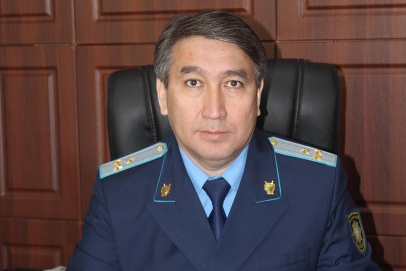 Жамбыл облысы прокурорының бірінші орынбасары тағайындалды