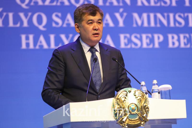 Ситуацию с фейком о коронавирусе в Зайсане прокомментировал Елжан Биртанов
