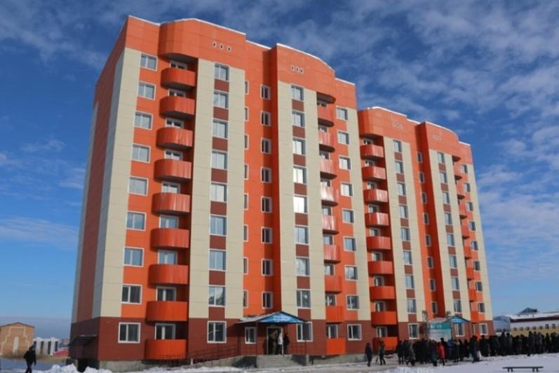 Свыше 550 тысяч квадратных метров жилья планируют построить в ВКО в этом году