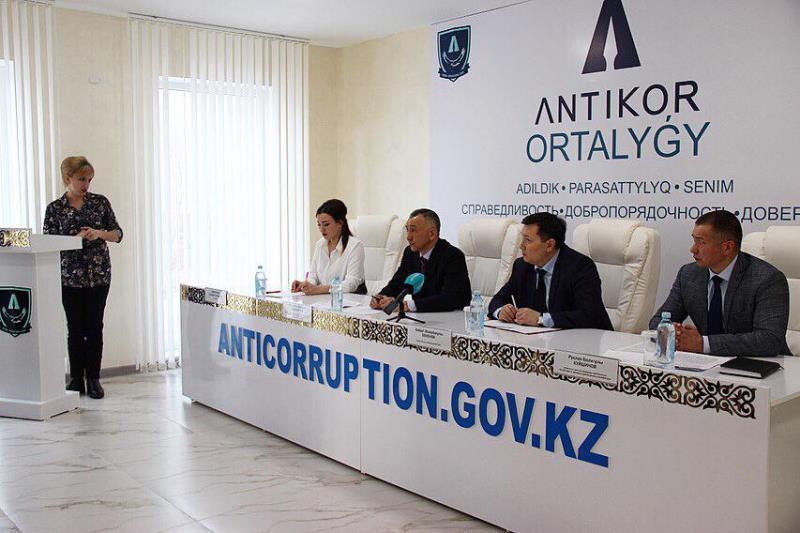 Белорусскому инвестору помогли в антикоррупционной службе Актобе
