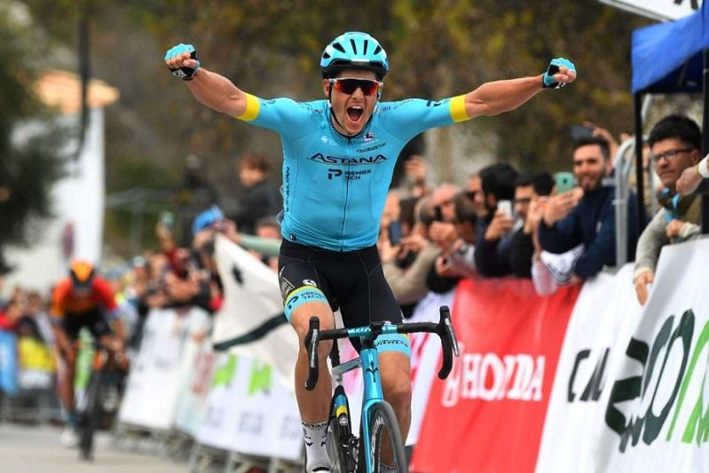 Astana's Fuglsang wins Vuelta a Andalucia opening stage
