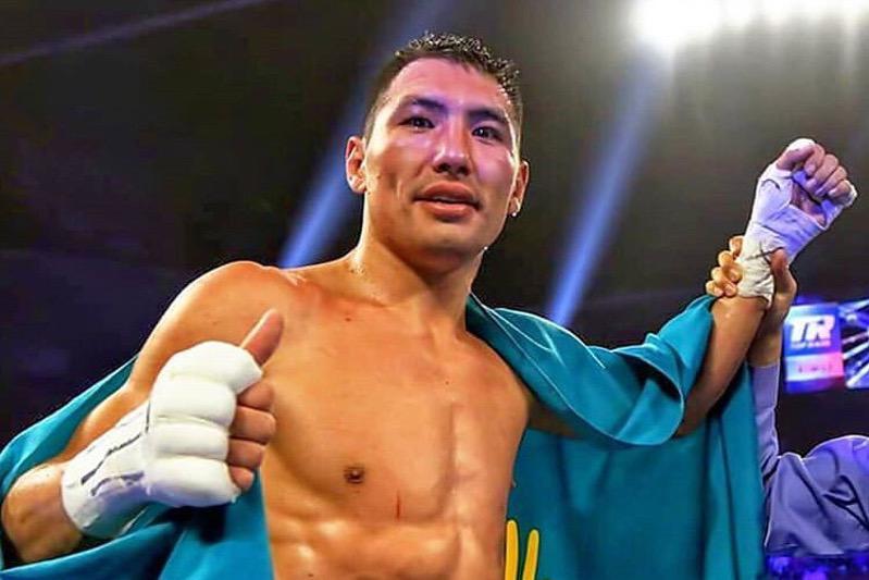 Кто стал следующим соперником казахстанского боксера Жанибека Алимханулы