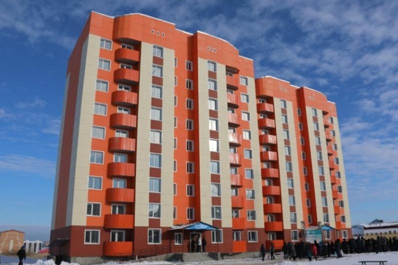 E Kazakhstan to build above 550,000 sq m of housing