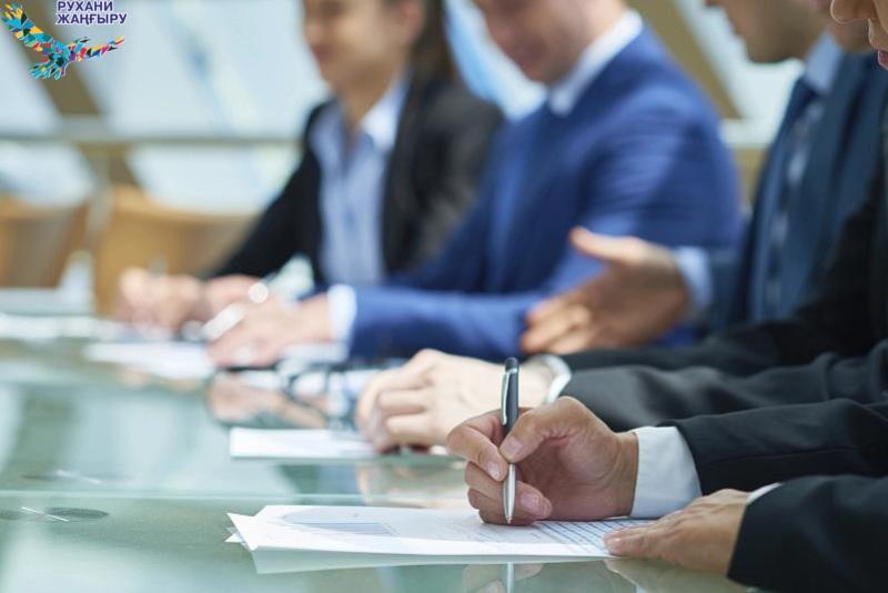 Первое заседание дискуссионной площадки «Азаматтық алаң» состоялось в столице