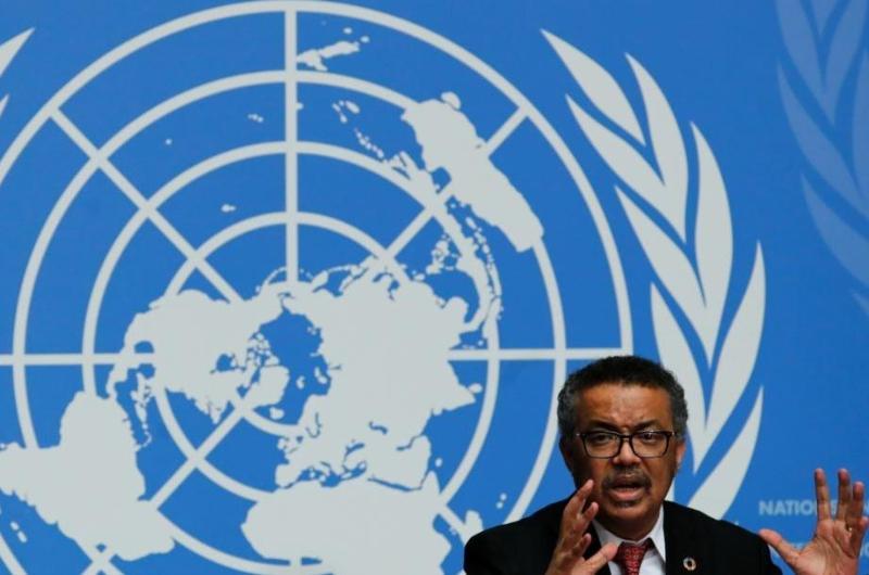 世卫组织:中国以外疫情可能出现蔓延