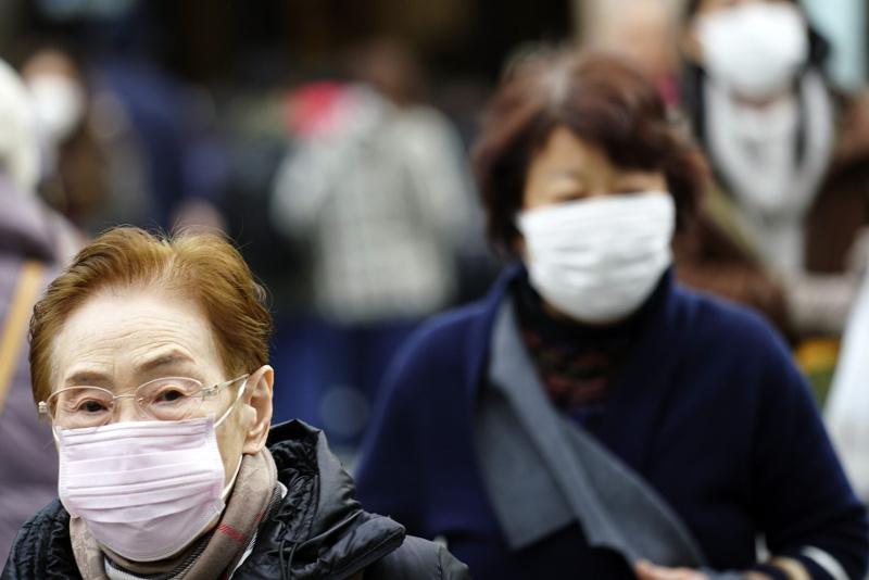 В Южной Корее зарегистрировано 52 новых случая заражения коронавирусом