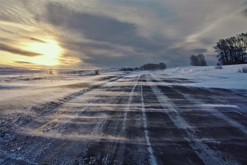 Непогода: движение автотранспорта ограничено в шести регионах Казахстана