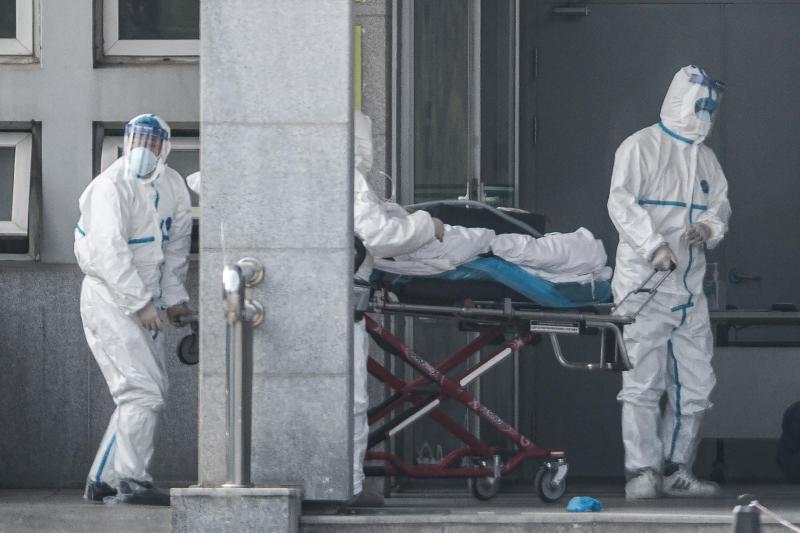 В Китае 200 заключенных заразились коронавирусом