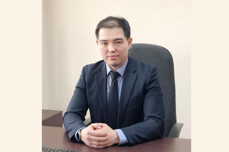 凯拉特·拉赫莫夫被任命为能源部副部长