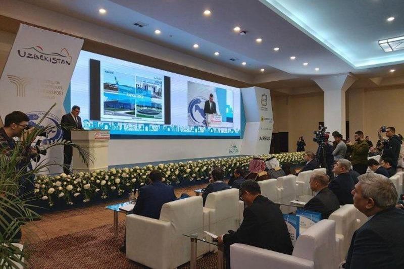 哈萨克斯坦与乌兹别克坦有意扩大两国间的航空联系