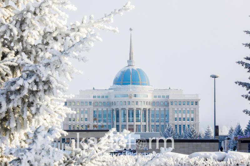 Глава государства принял основателей компании Kaspi.kz Вячеслава Кима и Михаила Ломтадзе