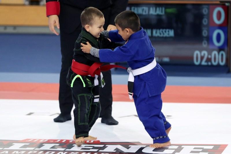 Jiu-jitsu Challenge Championship begins in Abu Dhabi