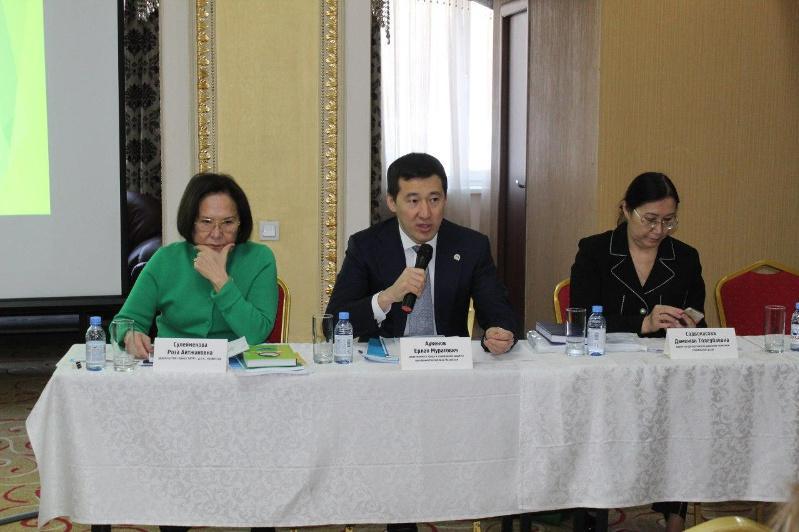 В Алматы обсудили вопросы реабилитации детей с инвалидностью