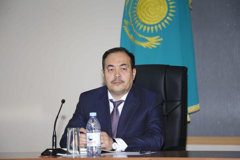 Назначен новый аким Кордайского района Жамбылской области