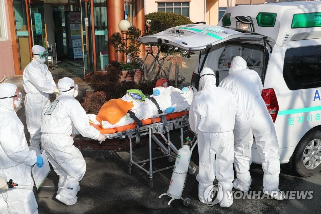 韩国出现第二例感染新冠死亡病例