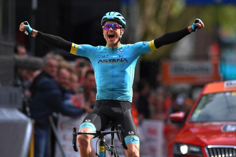 Велогонщик «Астаны» стал победителем третьего этапа «Вуэльты Андалусии»