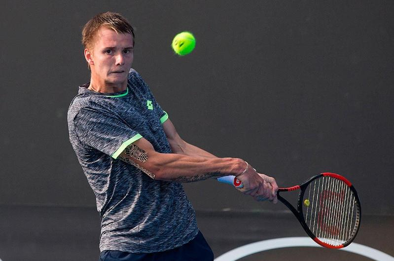 Теннис: Александр Бублик Марсель турнирінің жартылай финалына шықты