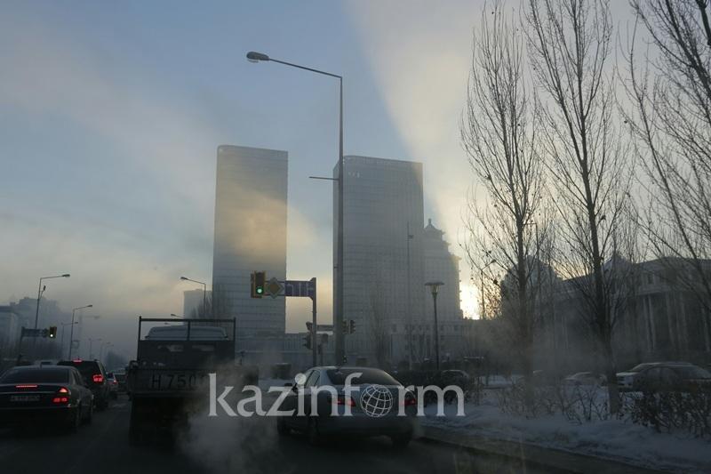 Осадки и туман ожидаются в Казахстане 22 февраля