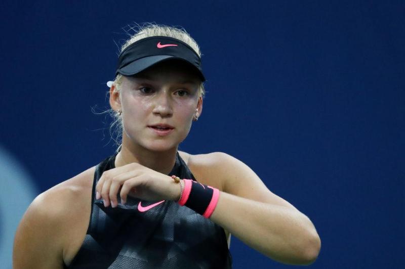 Так устала, но я счастлива: Елена Рыбакина пробилась в финал турнира в Дубаи