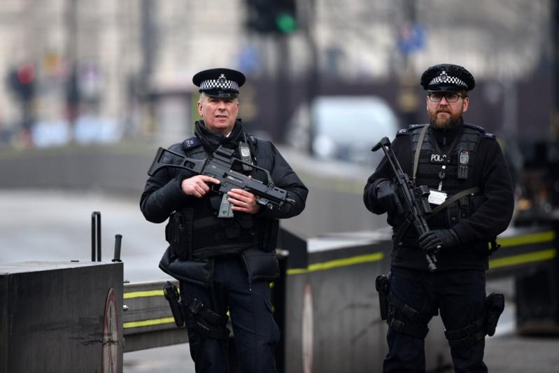 London police charges man over stabbing attack at mosque