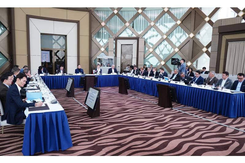 Аскар Мамин принял участие в дискуссионной сессии Всемирного банка и Правительства РК