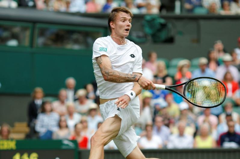 Теннис: Бублик Марсель турнирінің финалына шыға алмады