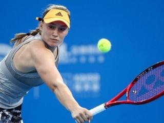 迪拜网球公开赛:热巴金娜不敌罗马尼亚对手