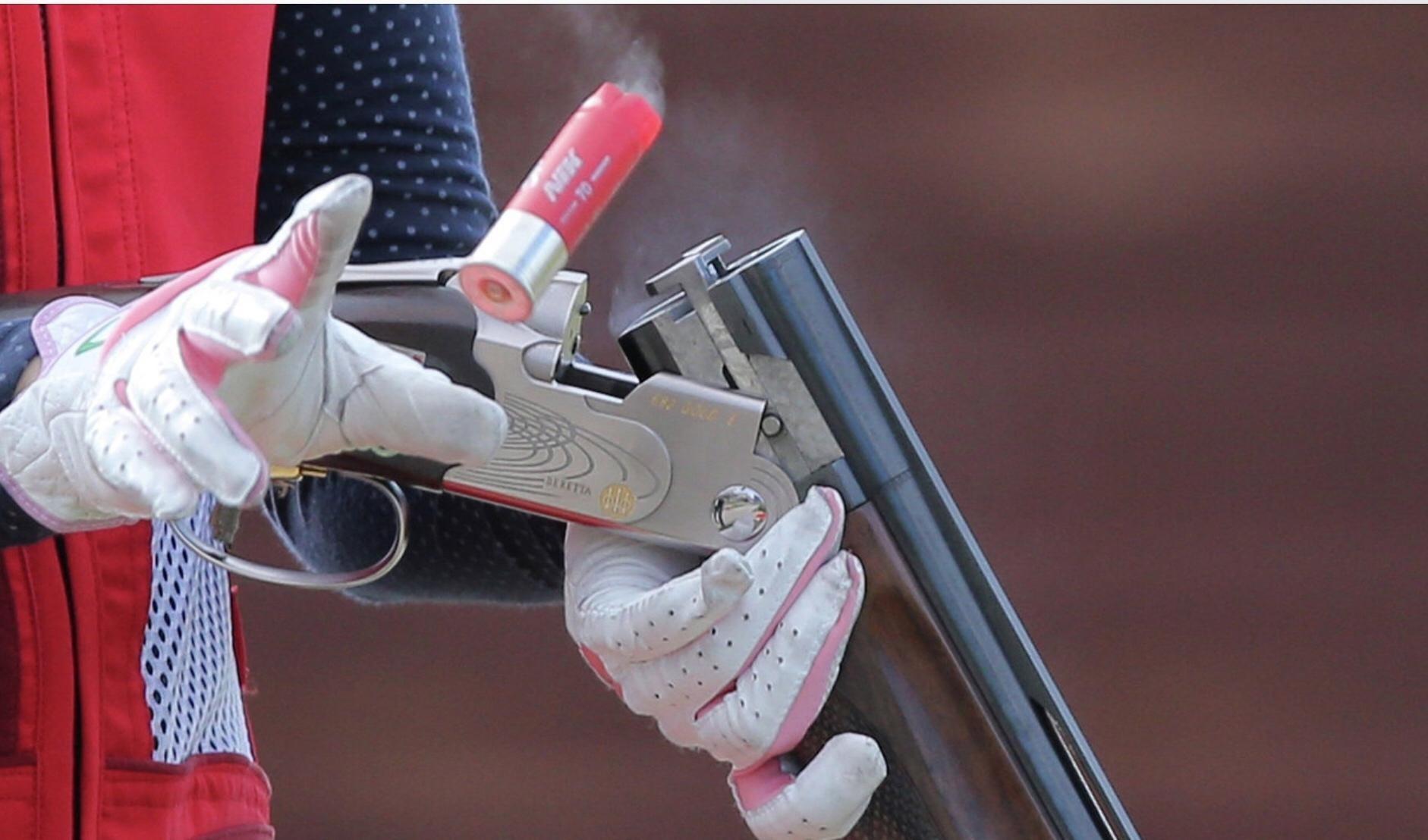 卡塔尔国际射击锦标赛:哈萨克斯坦选手荣获一枚金牌
