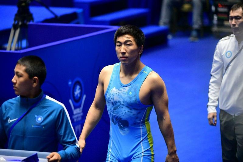Данияр Кайсанов стал чемпионом Азии по вольной борьбе
