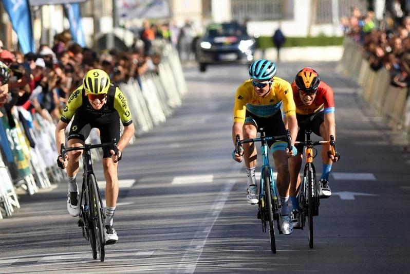 Якоб Фульсанг из «Астаны» выиграл велогонку «Вуэльта Андалусии»