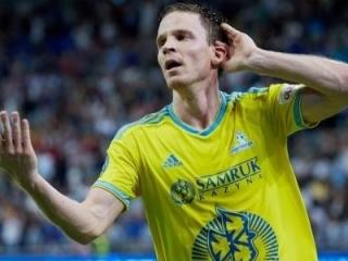 Футбол: «Астана» «Арсеналмен» тең түсті