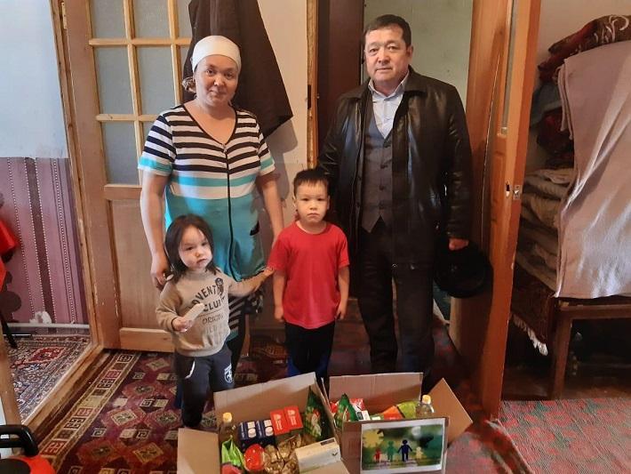 Гарантированные соцпакеты начали получать дети в Атырауской области