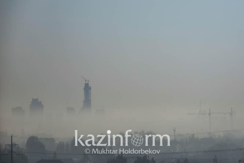 Туманная погода ожидается на севере и западе Казахстана