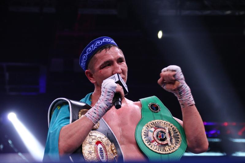 Казахстанский боксер Мадияр Ашкеев озвучил сроки возвращения на ринг