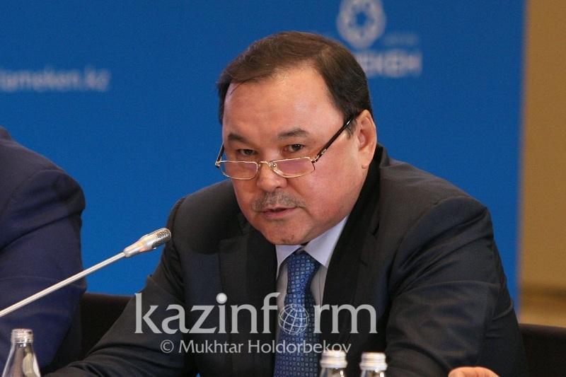 Болат Палымбетов освобожден от должности уполномоченного по защите прав предпринимателей Казахстана