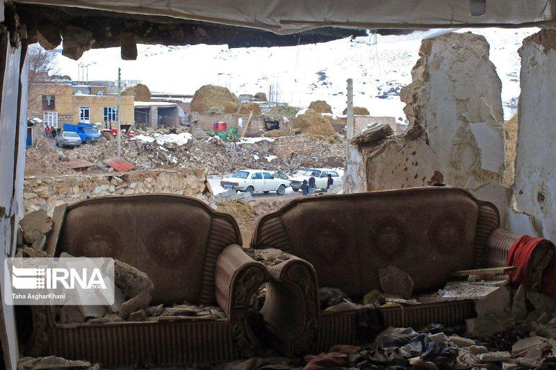 Землетрясение произошло на северо-западе Ирана: пострадали более 70 человек