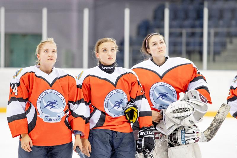 Женская сборная Казахстана по хоккею вышла в плей-офф Евролиги