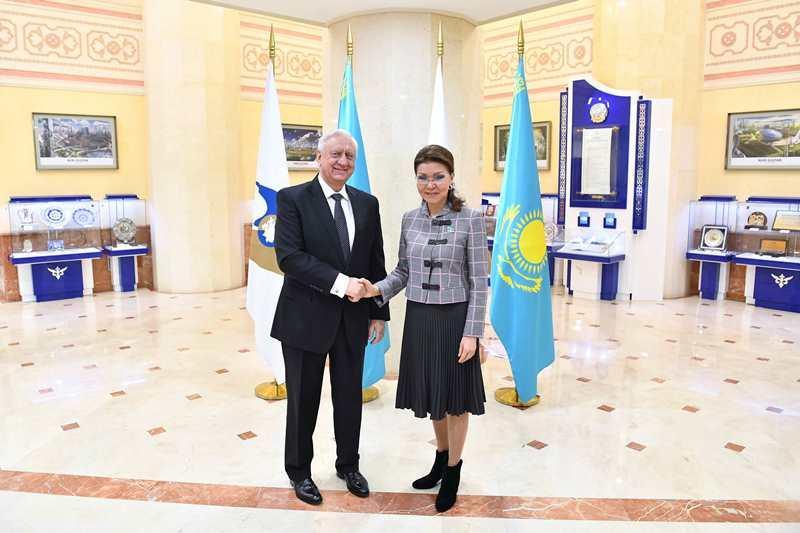 Darıǵa Nazarbaeva: Qazaqstan bıznesi EAEO aıasyndaǵy saýdada negizsiz shekteýlerge tap bolýda