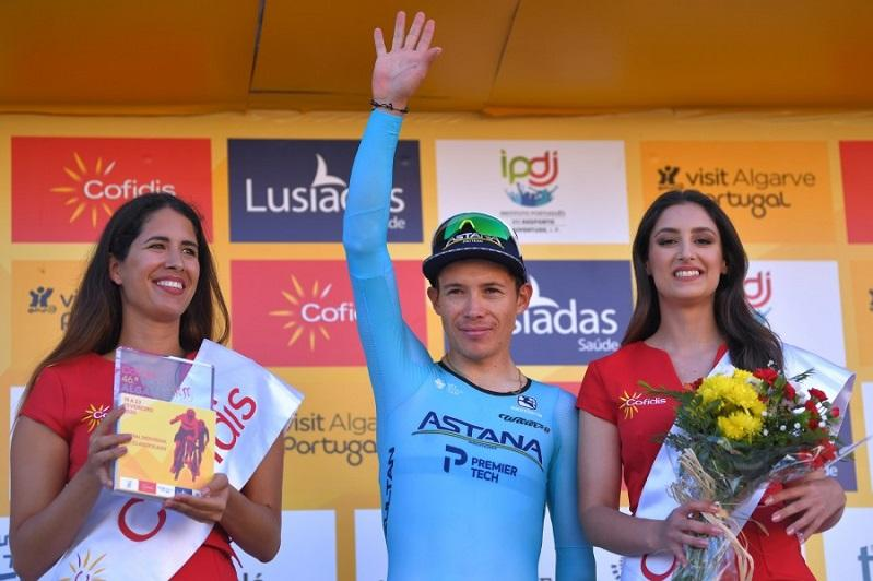Astana's Lopez is 3rd in final classification of Volta ao Algarve