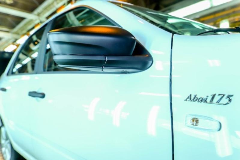 Өскеменде «Abai175» белгісімен 500 автокөлік құрастырылады