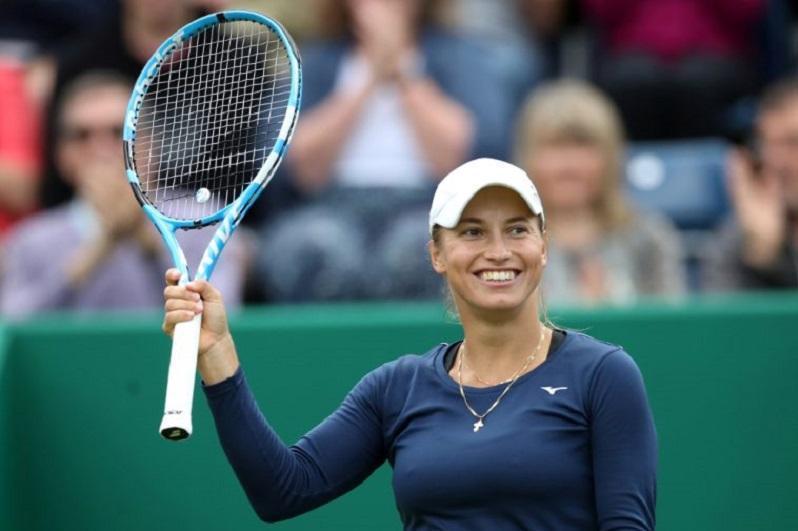 Теннис: Путинцева Доха турнирінің екінші айналымына шықты