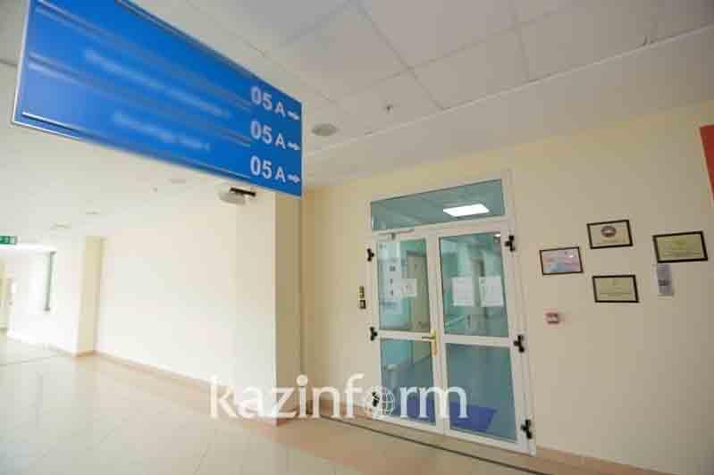 Қарағанды облысының медициналық ұйымдары QR-кодтармен белгіленді