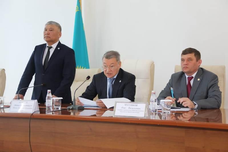 Назначен аким Урджарского района Восточно-Казахстанской области
