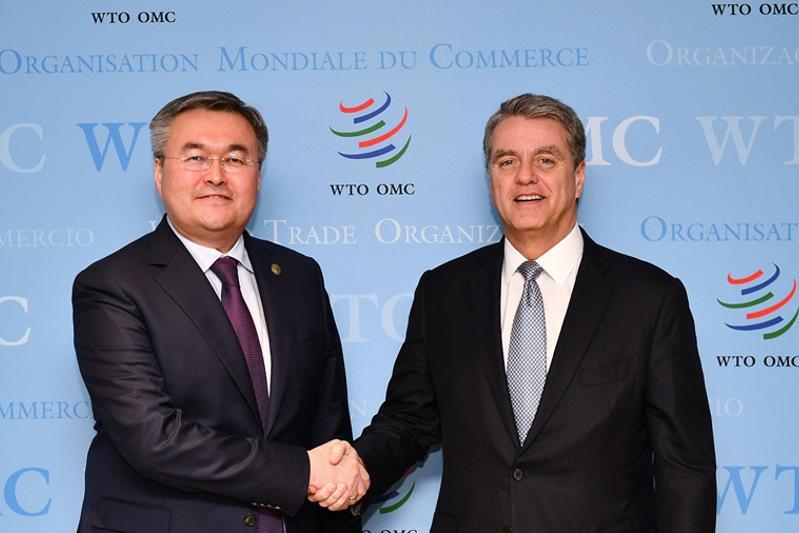 Глава МИД Казахстана провел двусторонние встречи в Женеве