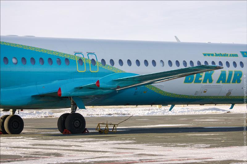 Дело по Bek Air передают в суд Алматы -  Комитет по защите прав потребителей не согласен