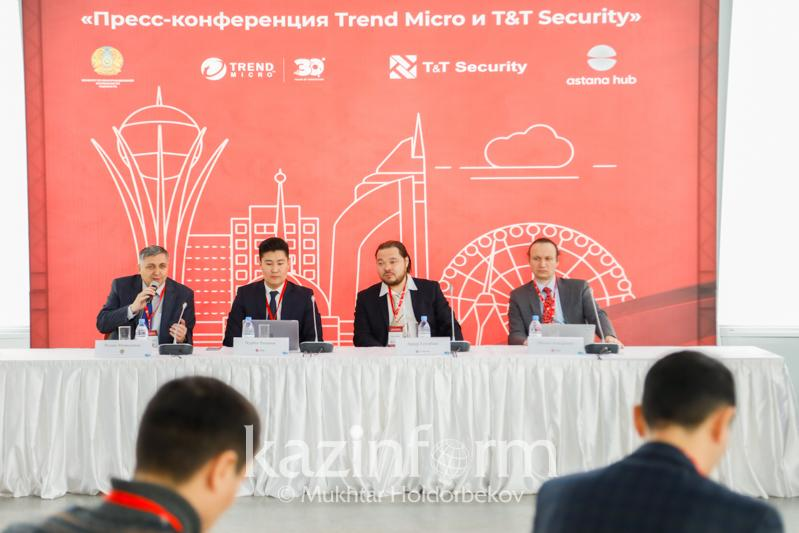 Kazakhstan's T&T Security to coop with Trend Micro Incorporated