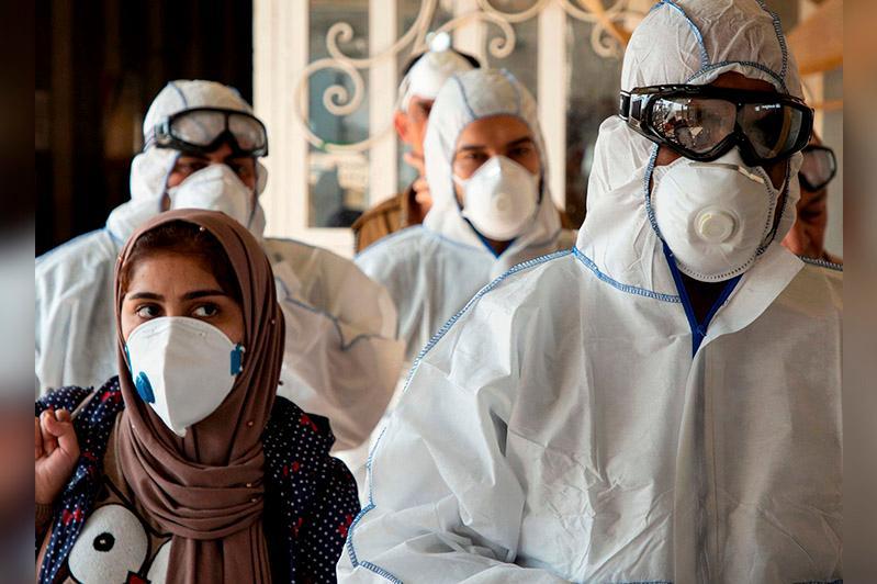 Ирак заявил о четырех новых случаях заражения коронавирусом