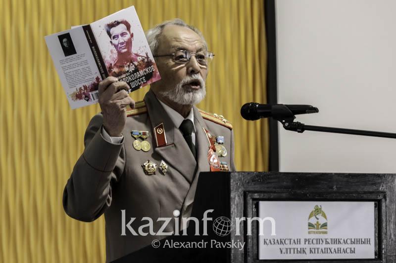 Ким Серікбаев: Жеңіс - жастарды патриоттық рухта тәрбиелеудің жарқын үлгісі
